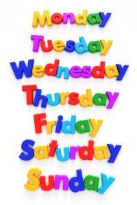 daysofweek